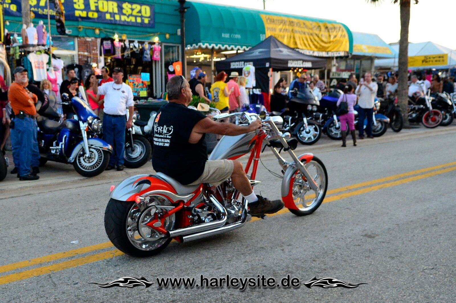 Daytona Bike Week 2013 Sonntag (332)
