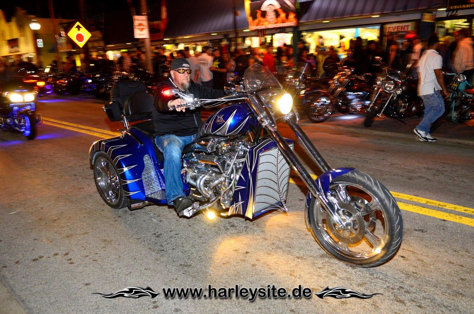 Daytona Bike Week 2013 Sonntag (334)