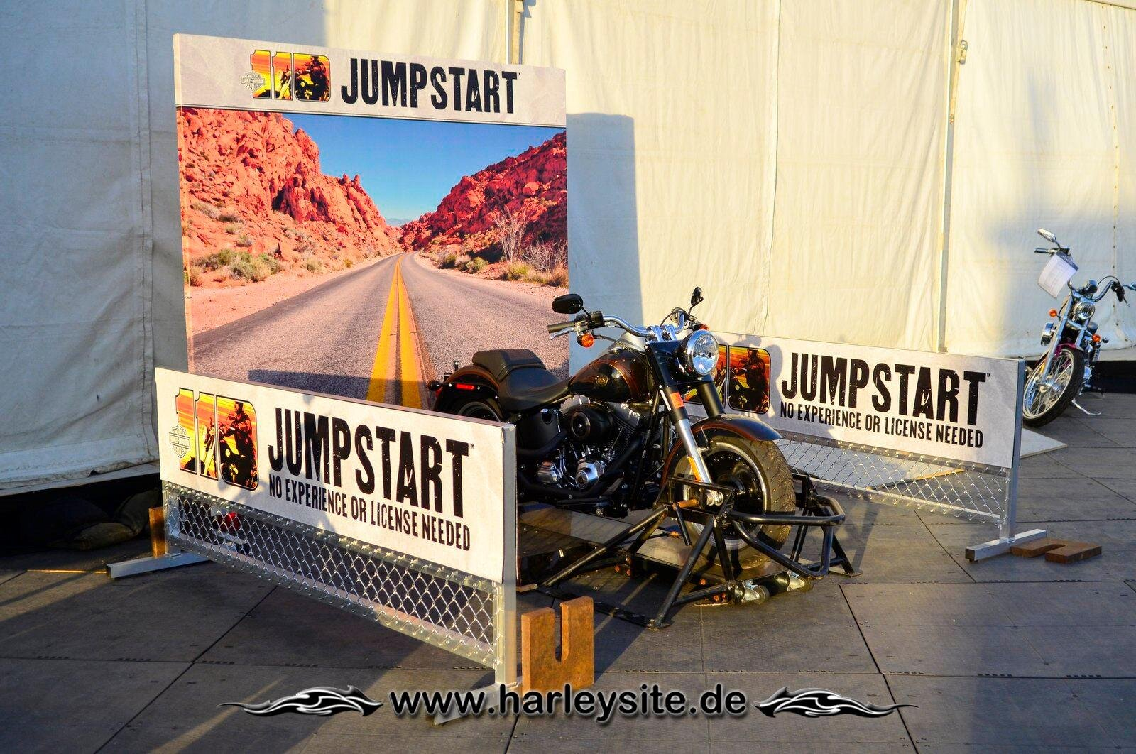 Daytona Bike Week 2013 Sonntag (335)