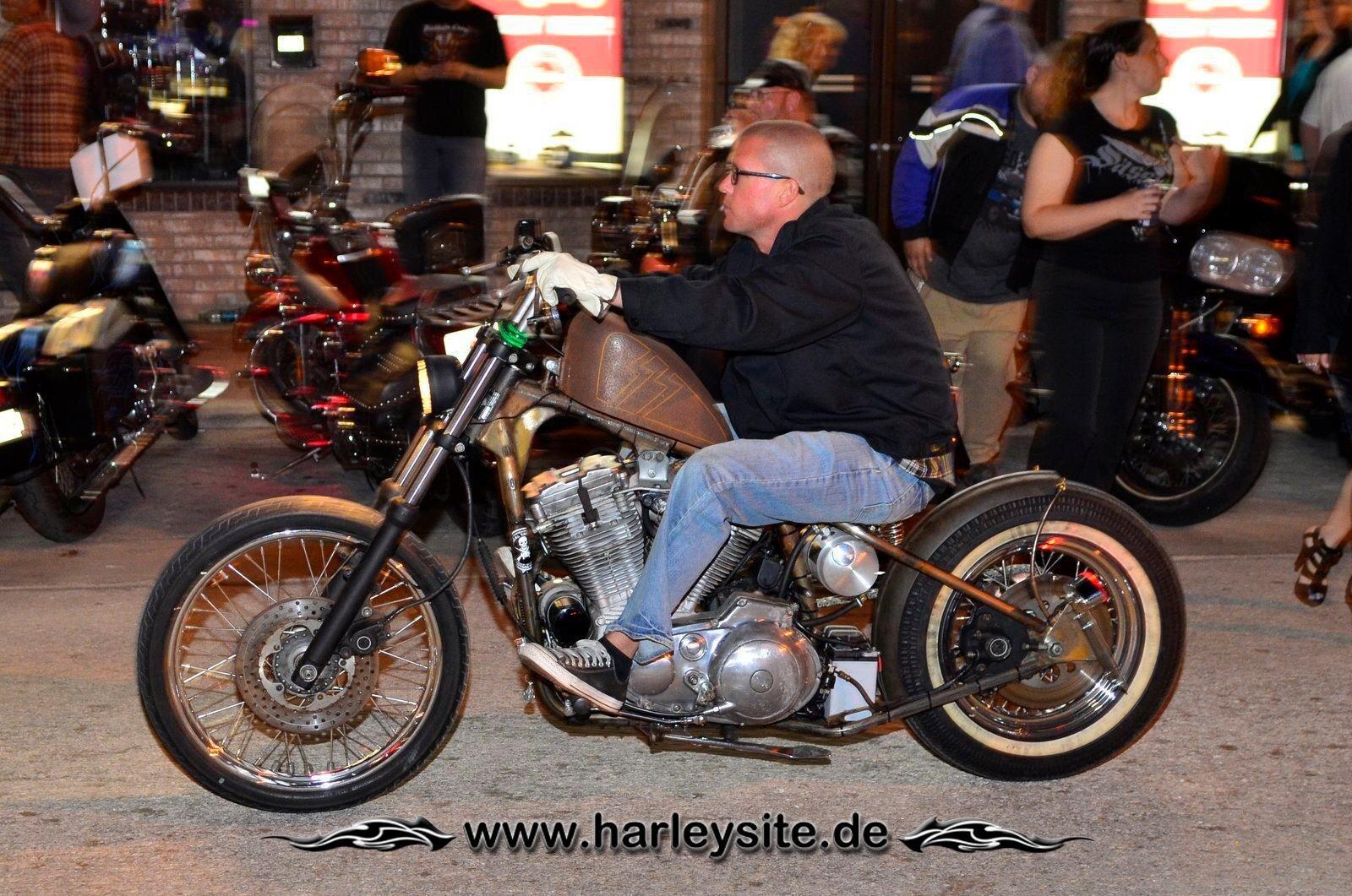 Daytona Bike Week 2013 Sonntag (337)