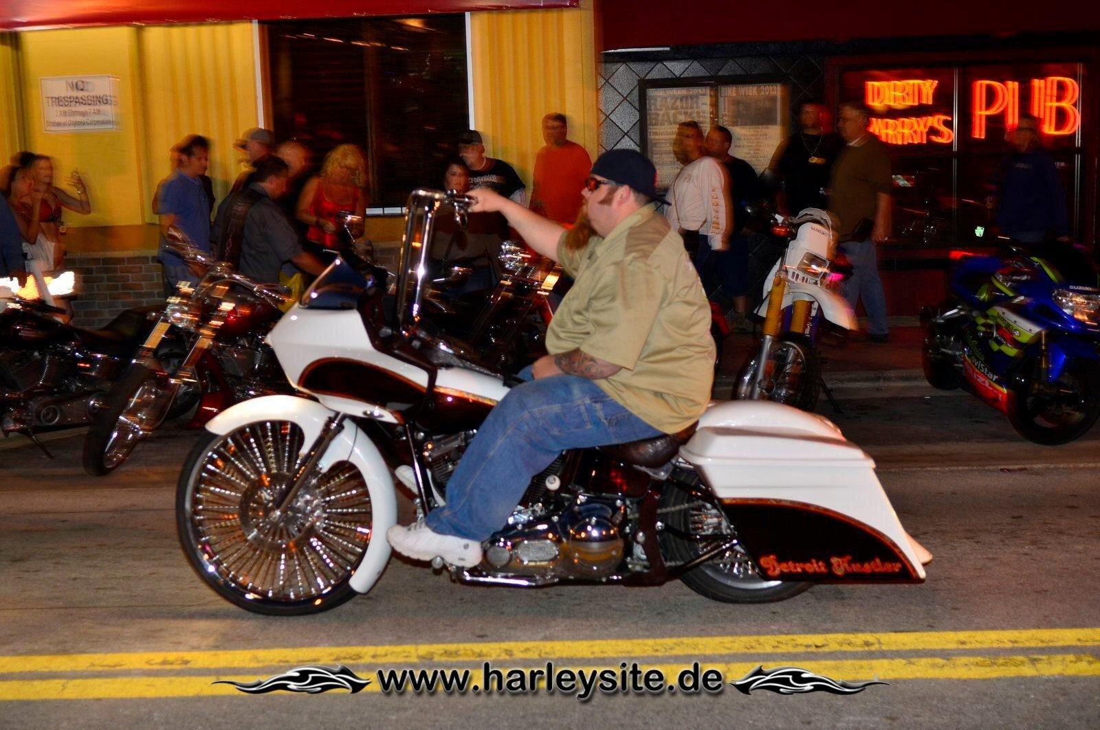 Daytona Bike Week 2013 Sonntag (339)