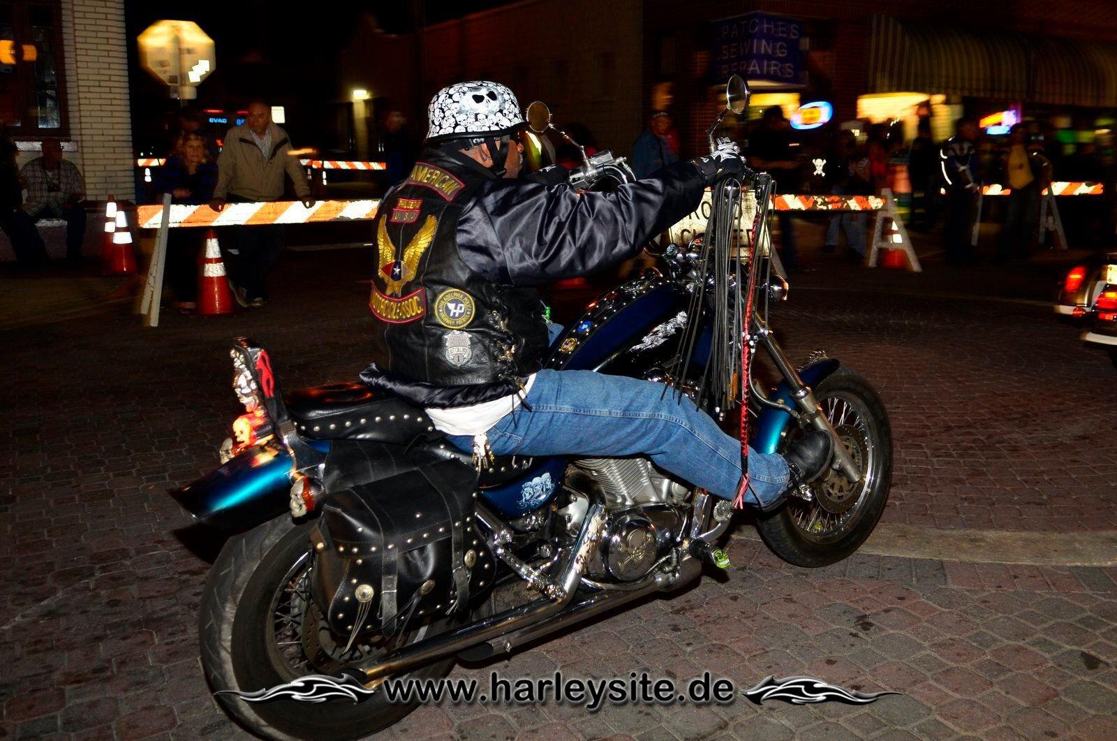 Daytona Bike Week 2013 Sonntag (343)