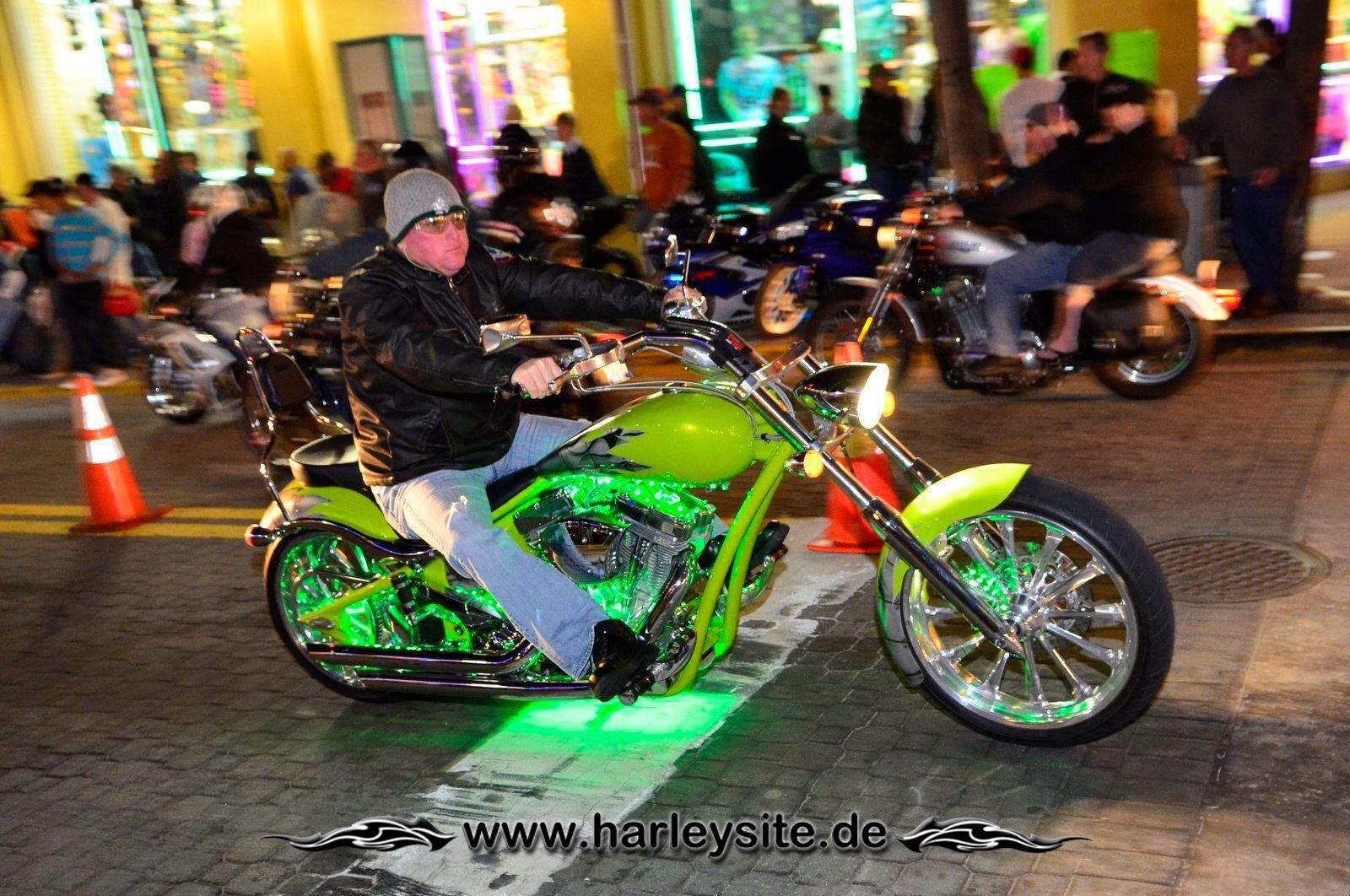 Daytona Bike Week 2013 Sonntag (345)