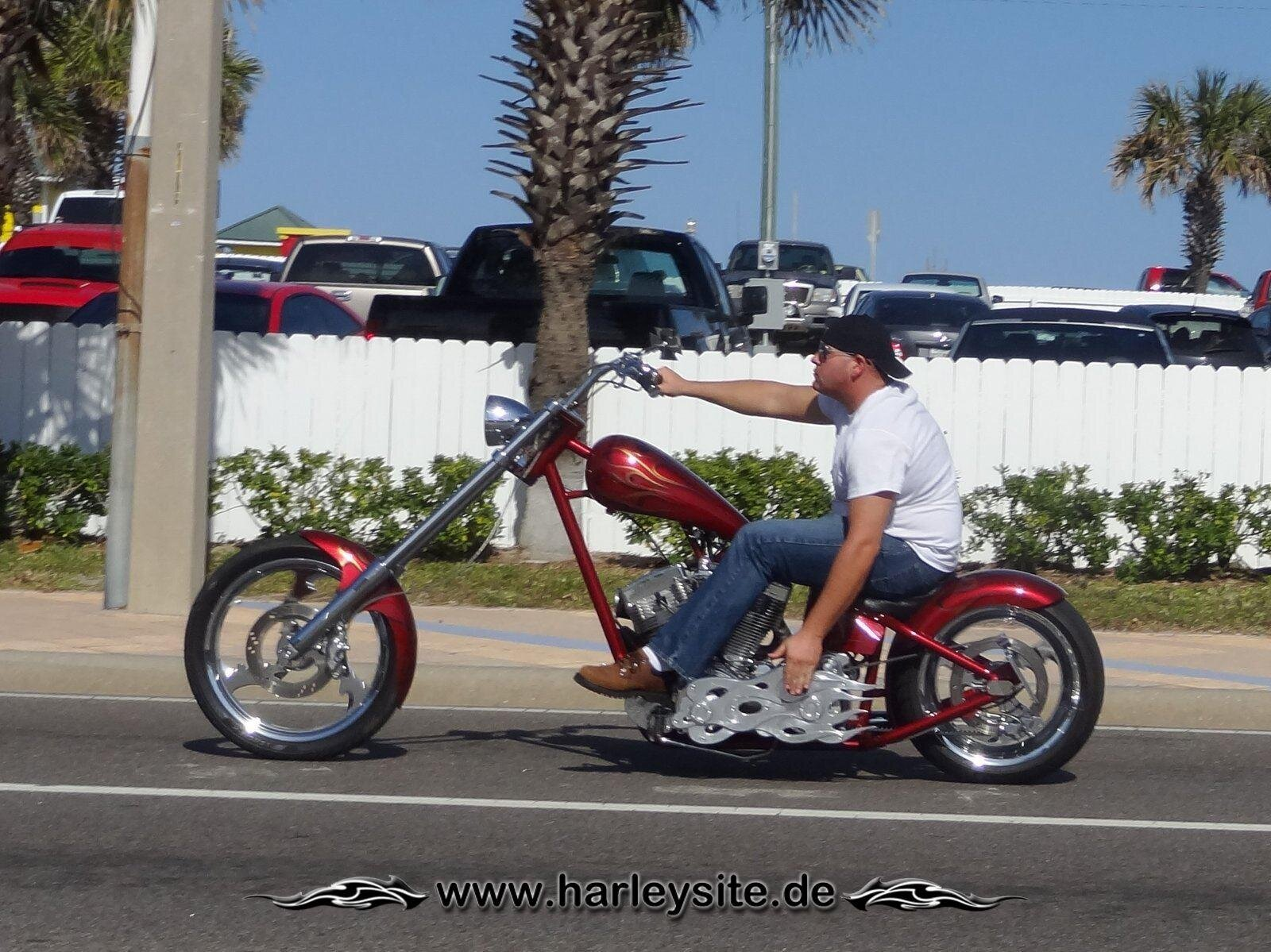 Daytona Bike Week 2013 Sonntag (352)