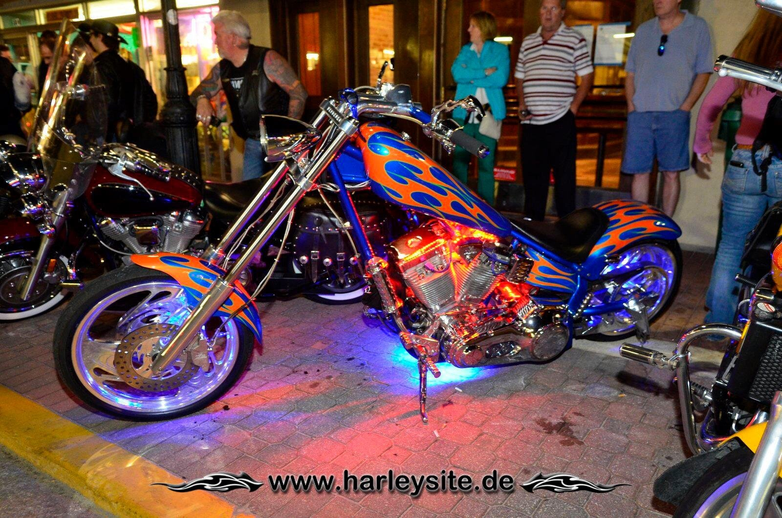 Daytona Bike Week 2013 Sonntag (356)