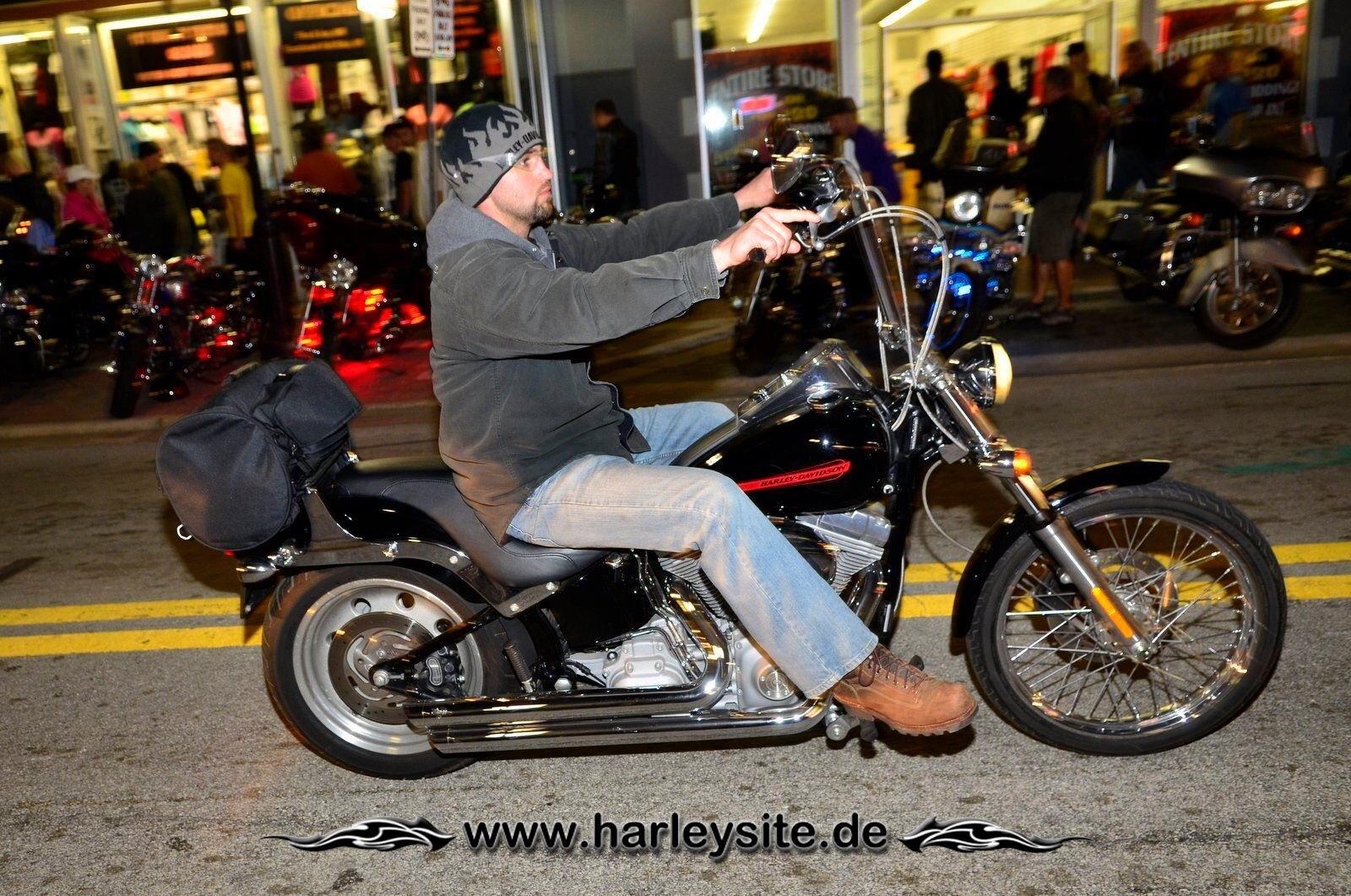 Daytona Bike Week 2013 Sonntag (358)