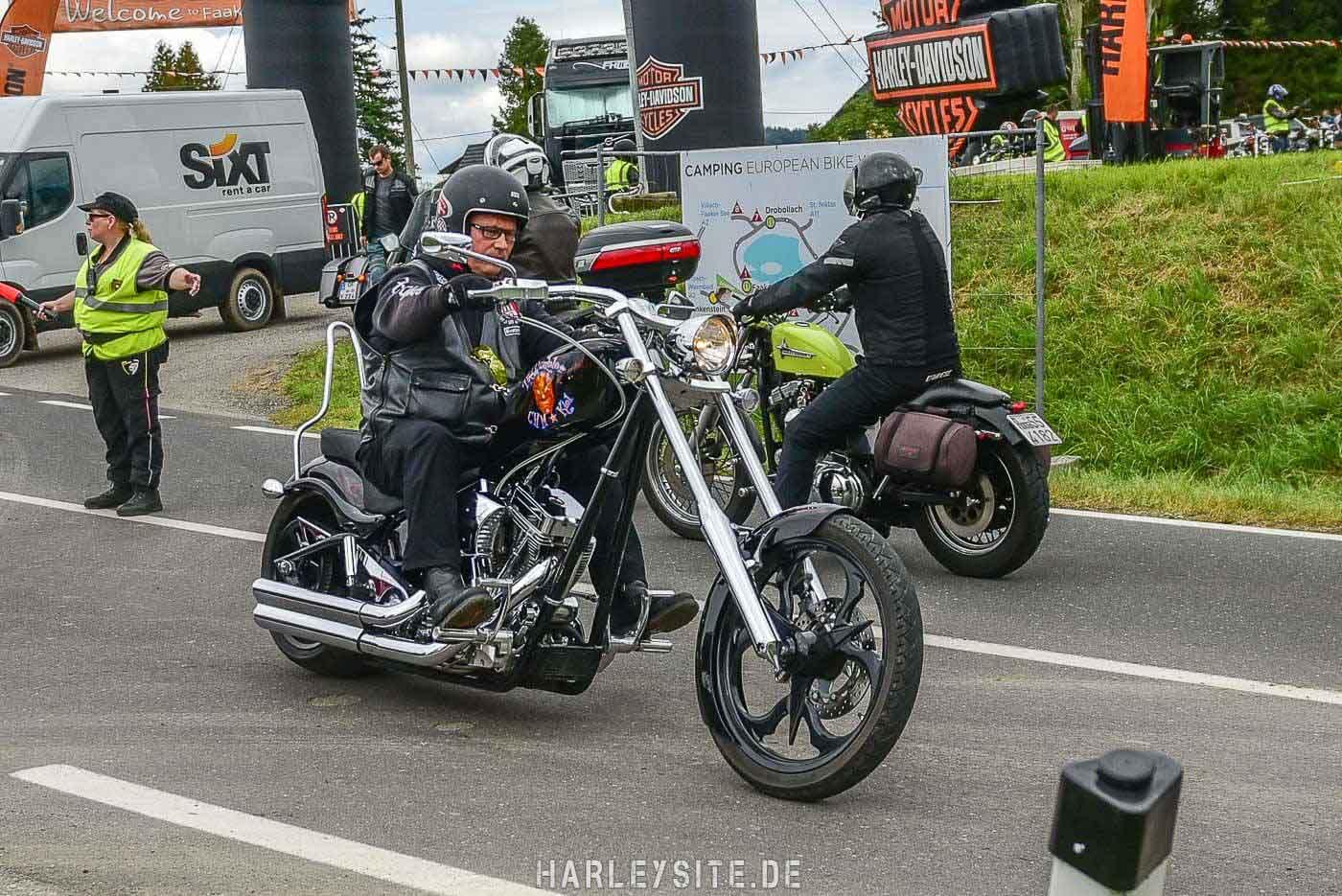 European Bike Week 2017