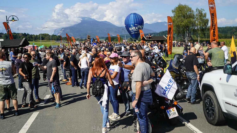 European Bike Week 2018 am Faaker See