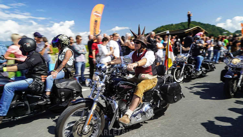 European Bike Week Parade 2018
