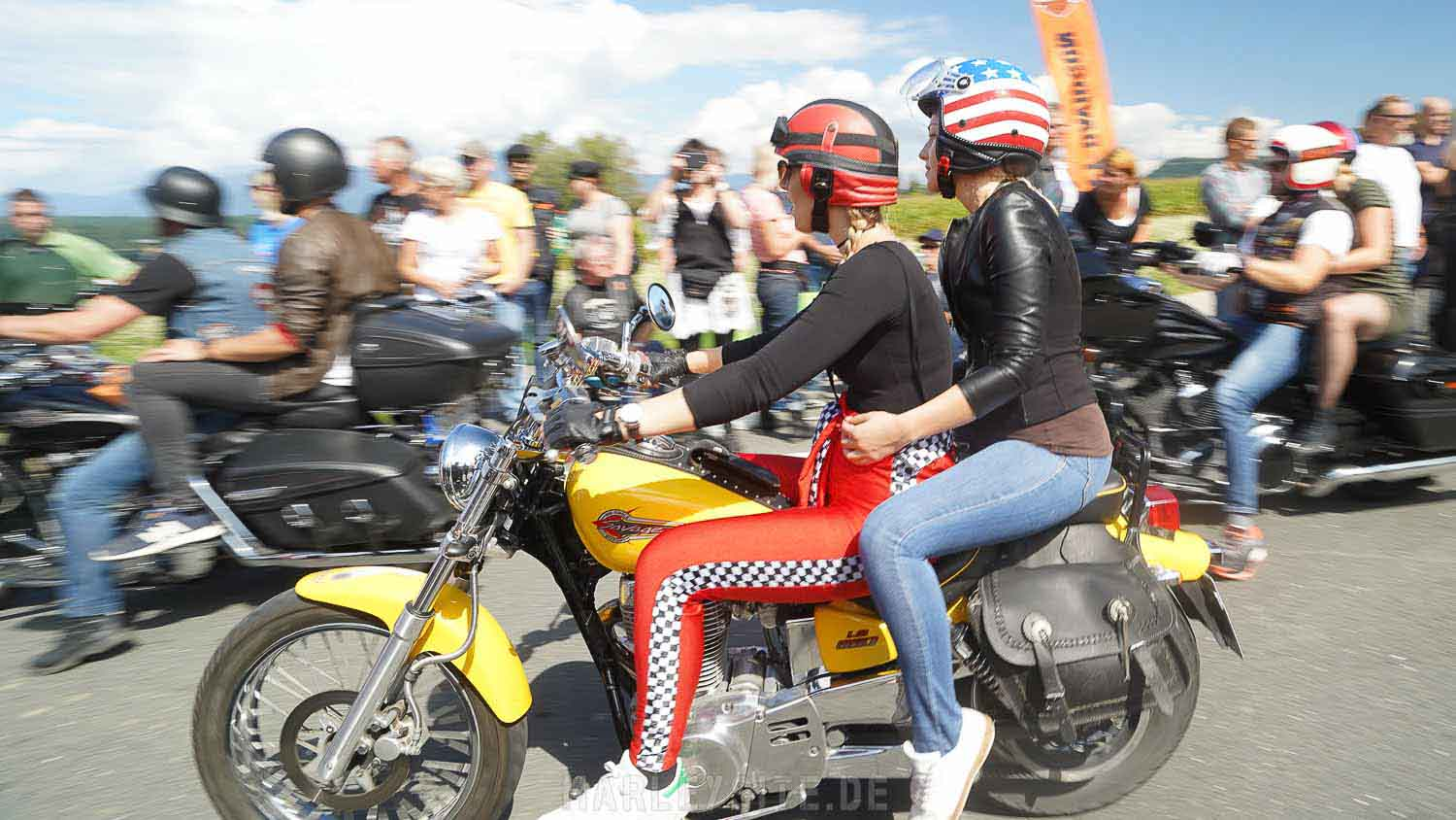European Bike Week Parade 2018