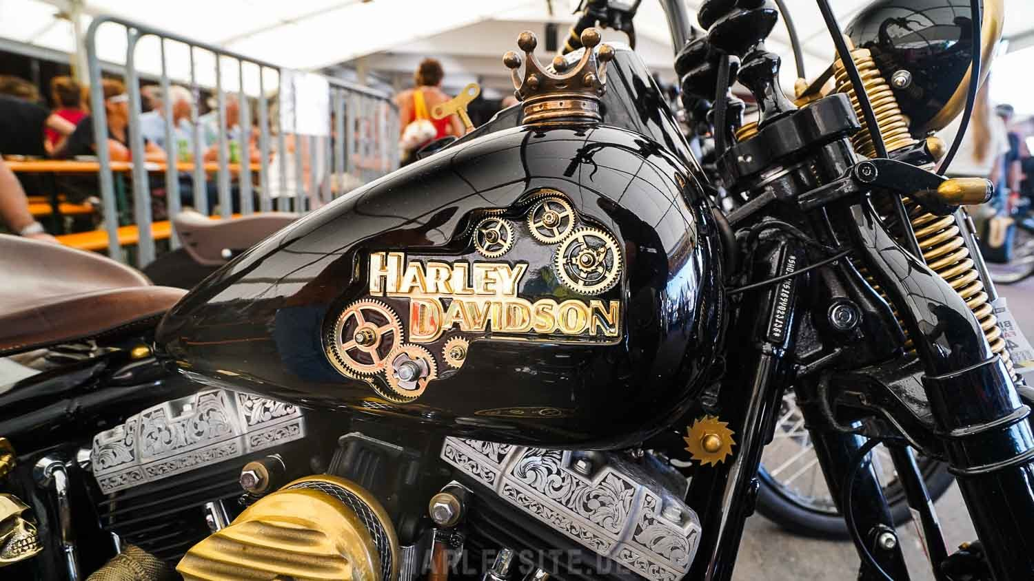 European Bike Week 2018 am Faaker See