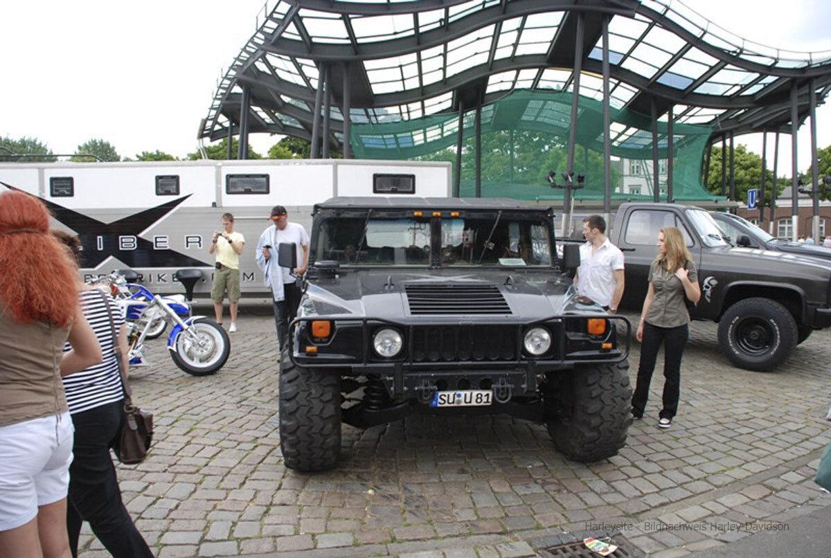 Hamburg Harley Days 2008 (14 Von 44)
