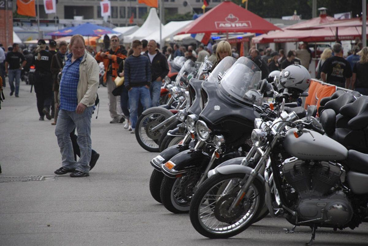Hamburg Harley Days 2008 (15 Von 44)