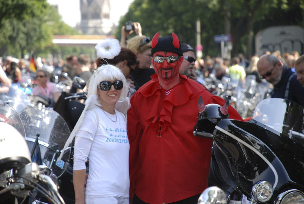 Hamburg Harley Days 2008 (19 Von 44)
