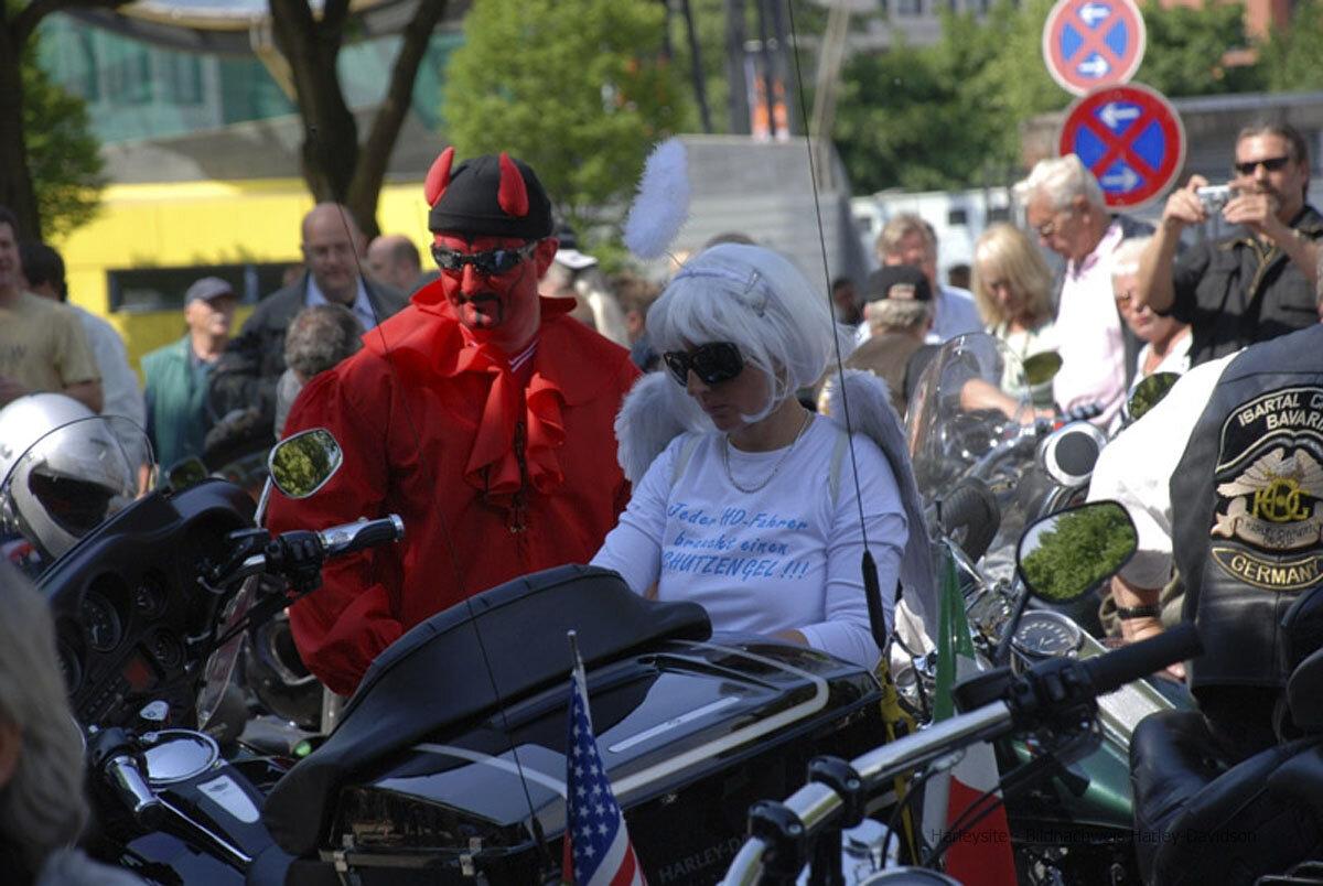 Hamburg Harley Days 2008 (1 Von 44)