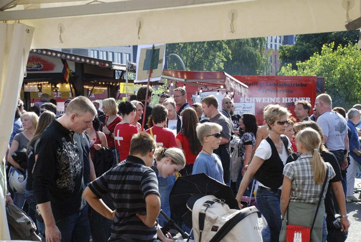 Hamburg Harley Days 2008 (25 Von 44)