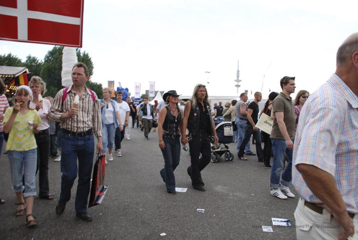 Hamburg Harley Days 2008 (26 Von 44)
