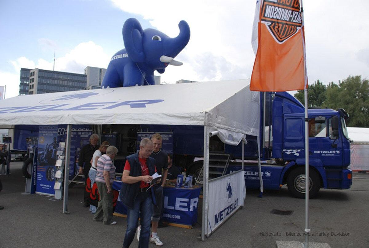 Hamburg Harley Days 2008 (2 Von 44)