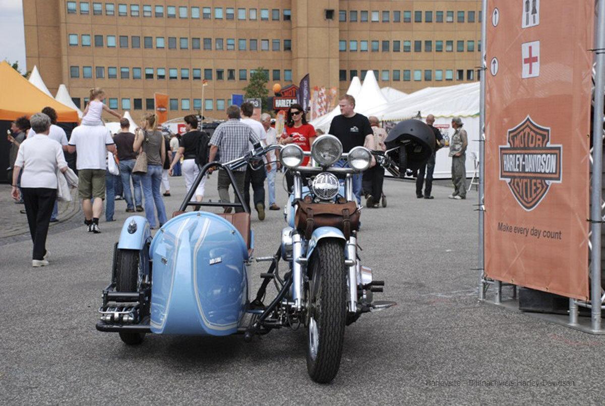 Hamburg Harley Days 2008 (30 Von 44)