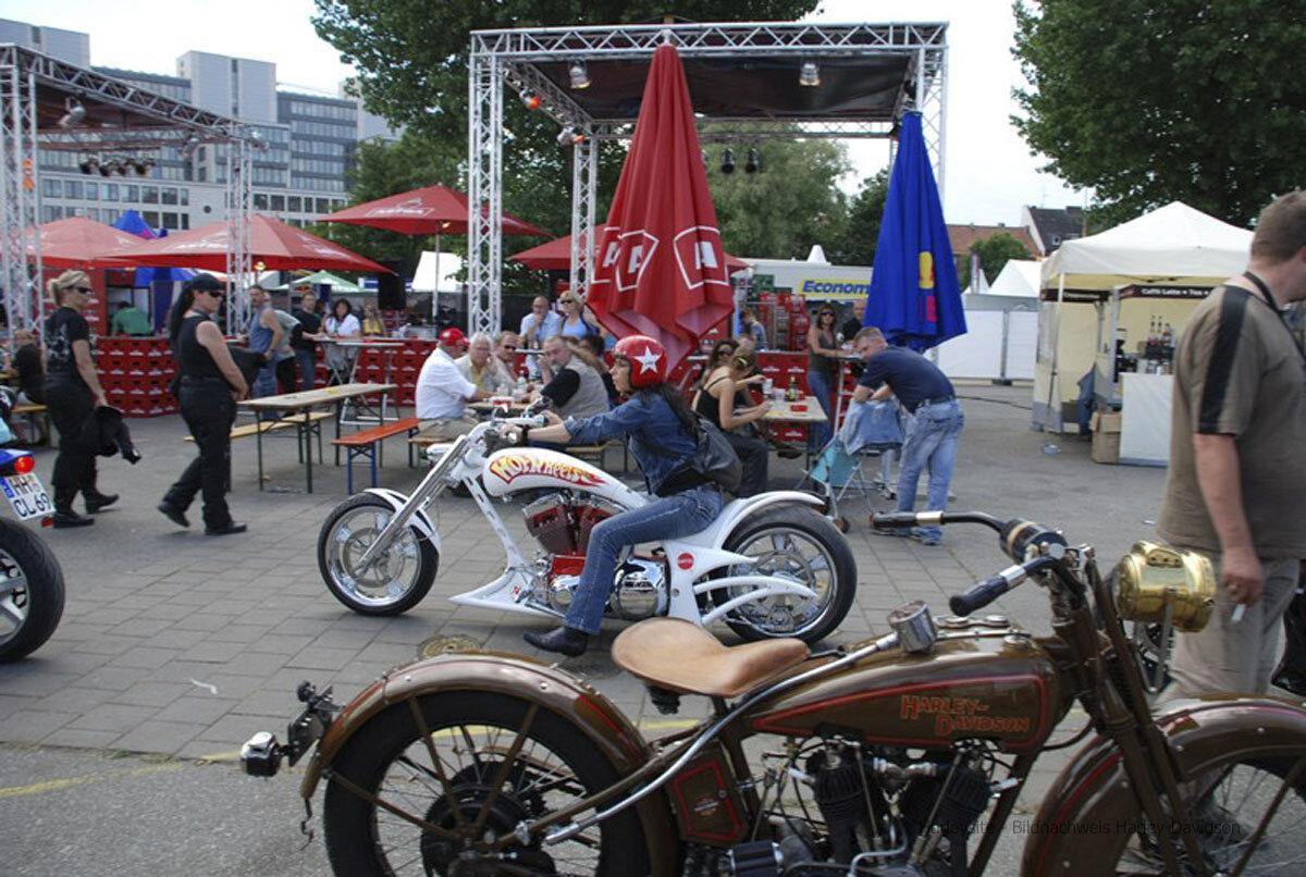 Hamburg Harley Days 2008 (37 Von 44)