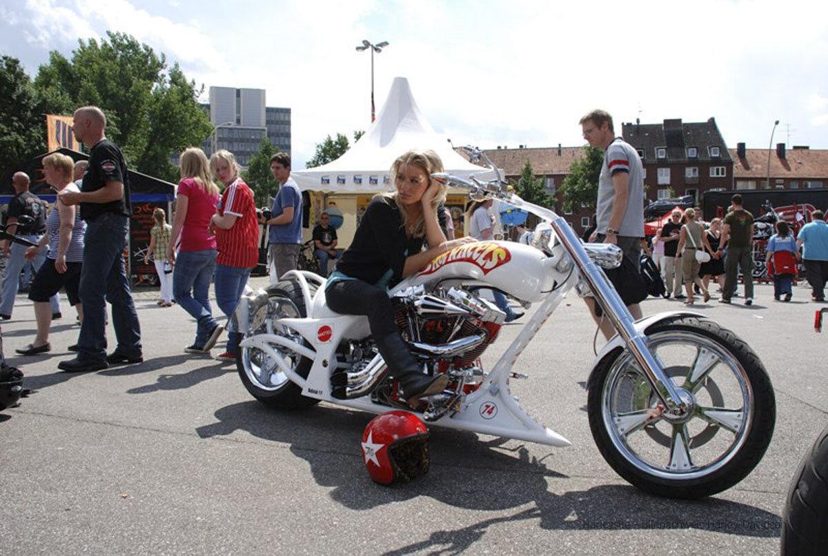 Hamburg Harley Days 2008 (3 Von 44)
