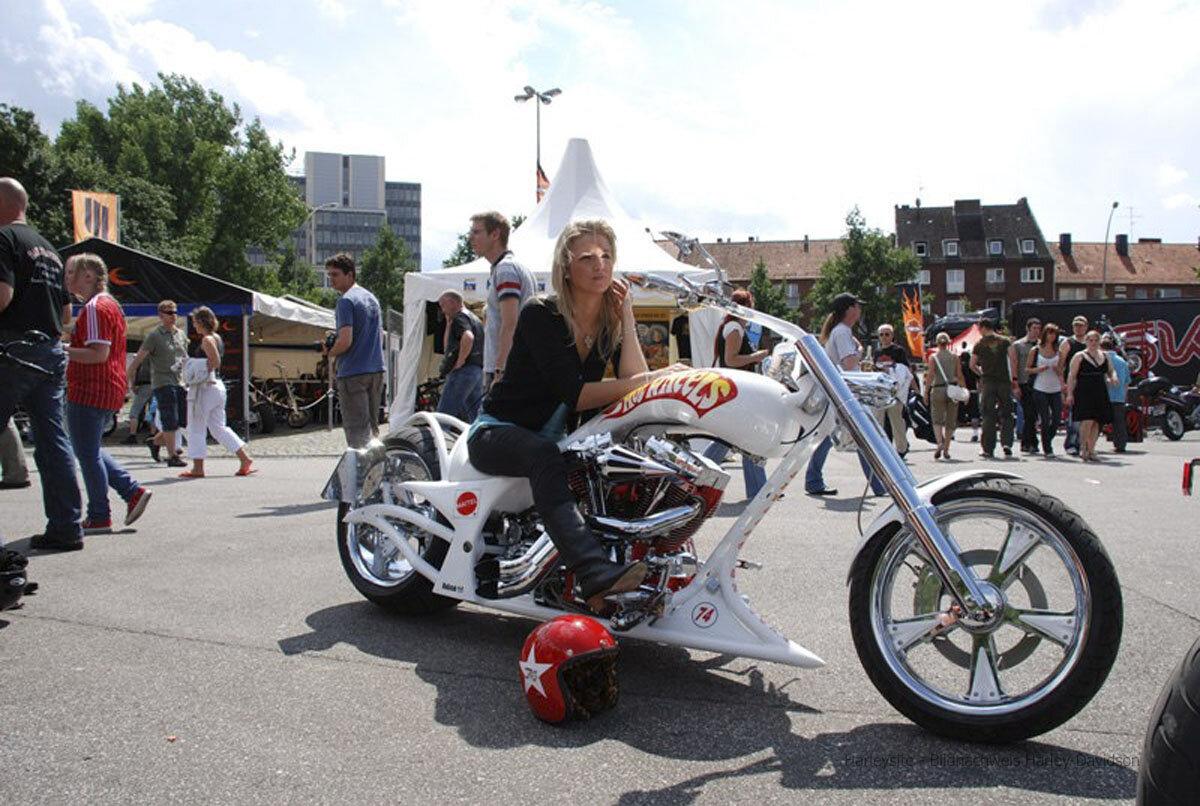 Hamburg Harley Days 2008 (41 Von 44)