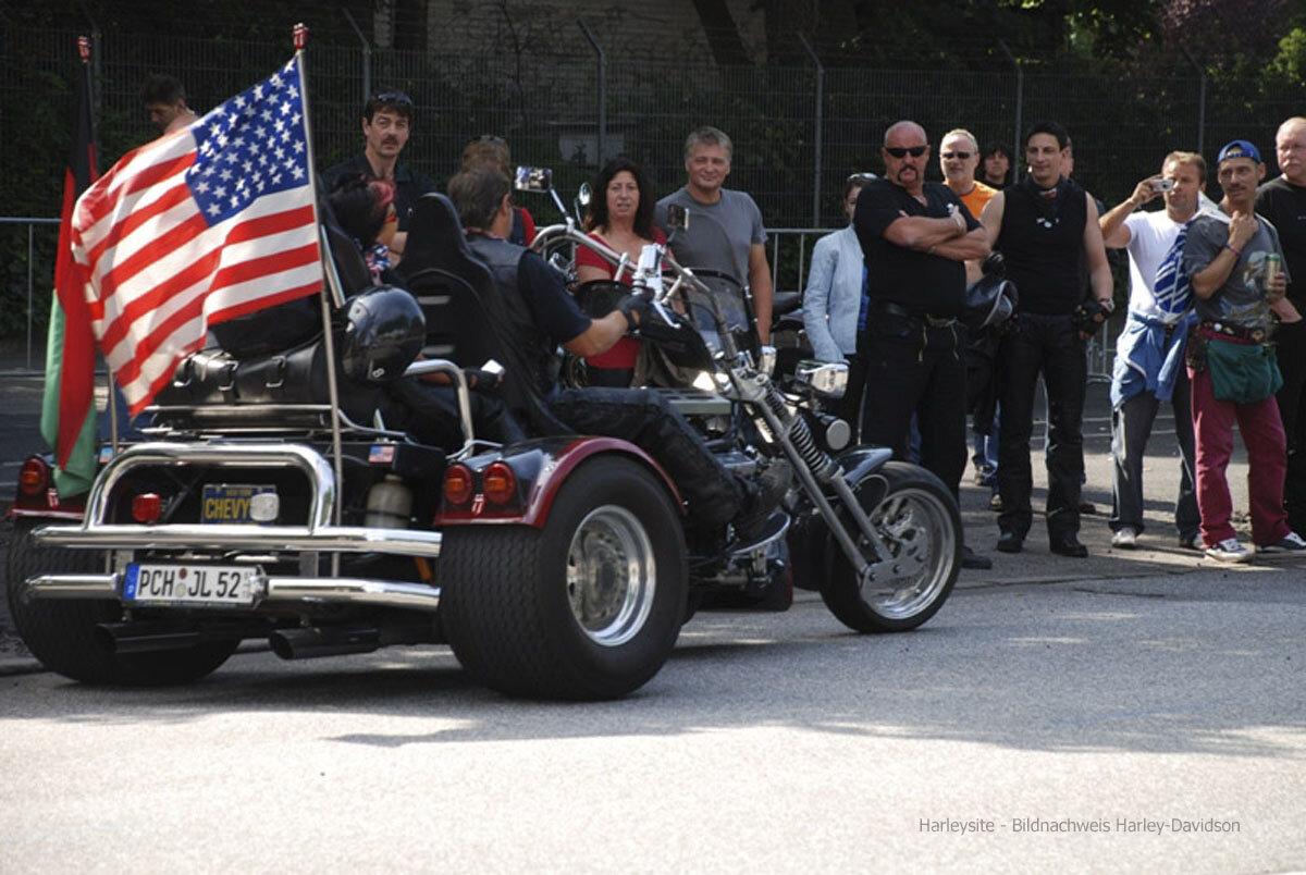 Hamburg Harley Days 2008 (5 Von 44)