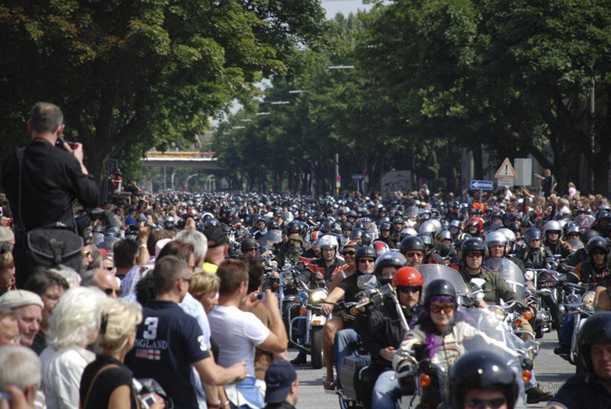 Hamburg Harley Days 2008 (6 Von 44)