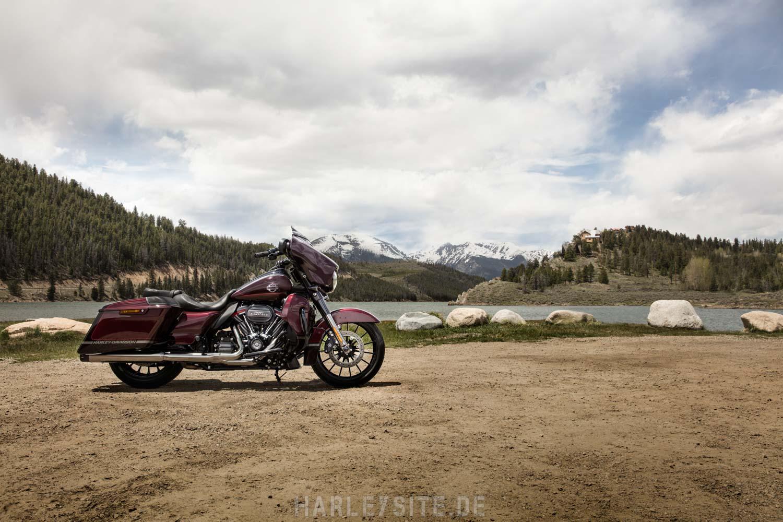 Harley-Davidson Street Glide CVO 2019