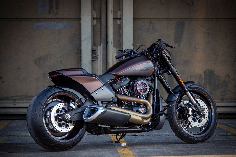 Harley-Davidson FXDR Custom-001