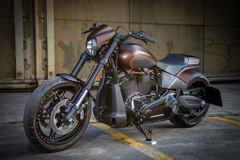 Harley-Davidson FXDR Custom-014