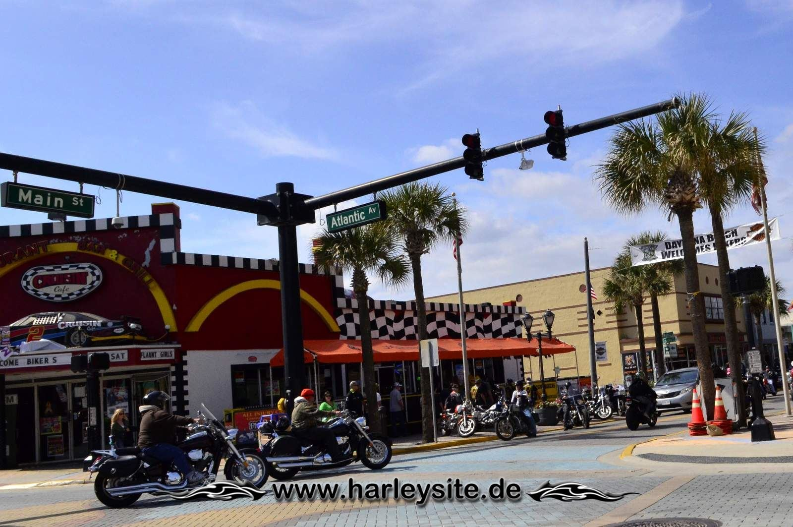 Erster Samstag Daytona 10
