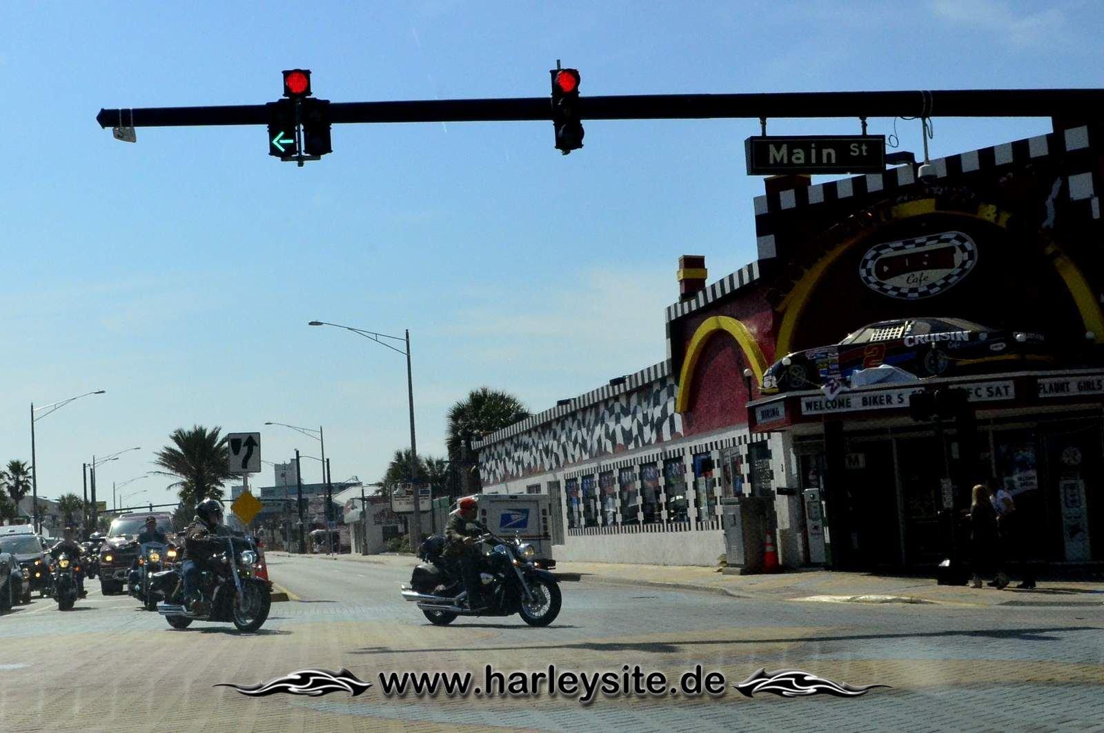 Erster Samstag Daytona 9