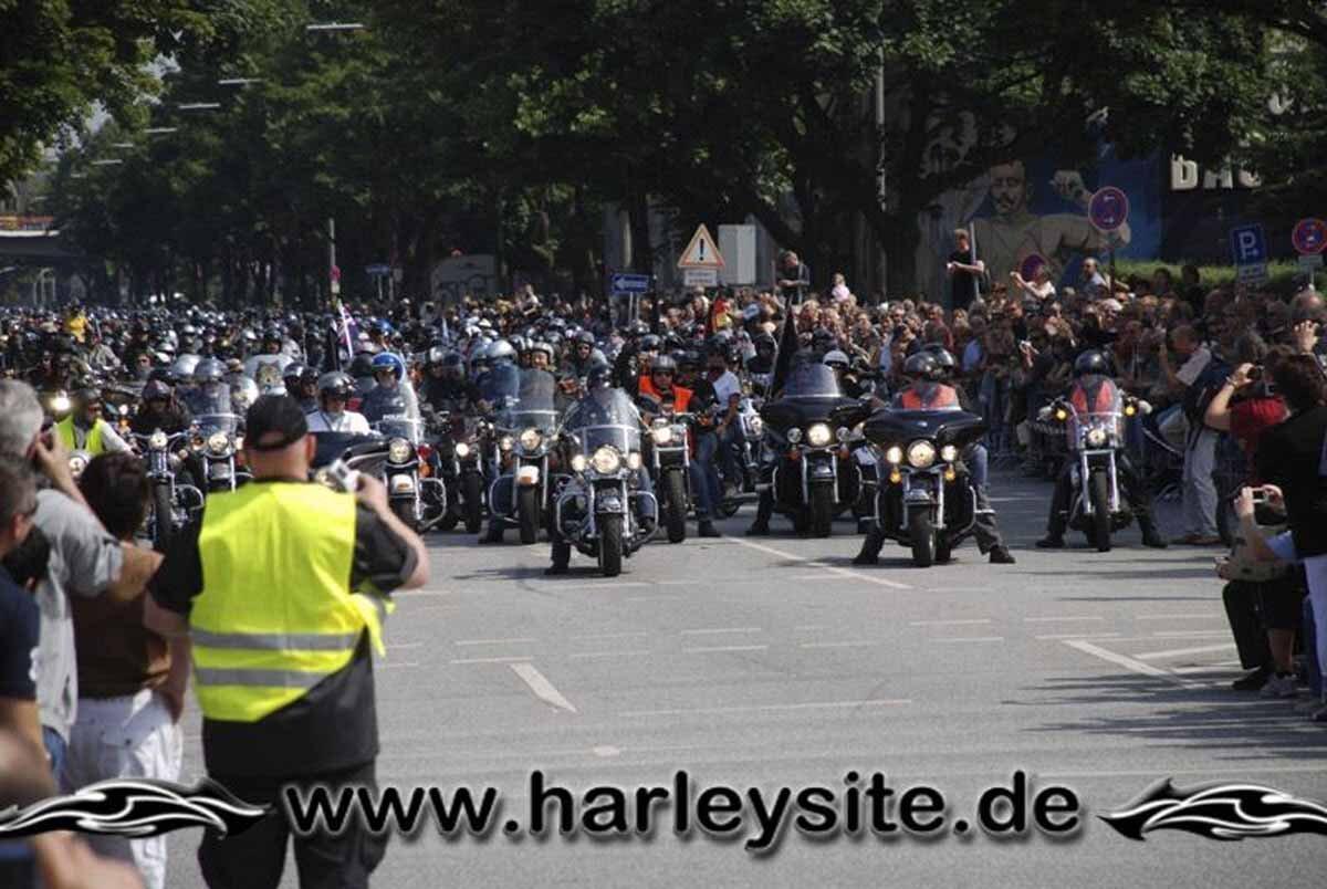 Hamburg Harley Days 2008-Ausfahrt-001