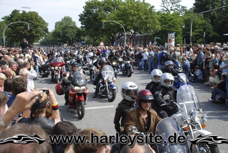 Hamburg Harley Days 2008-Ausfahrt-007