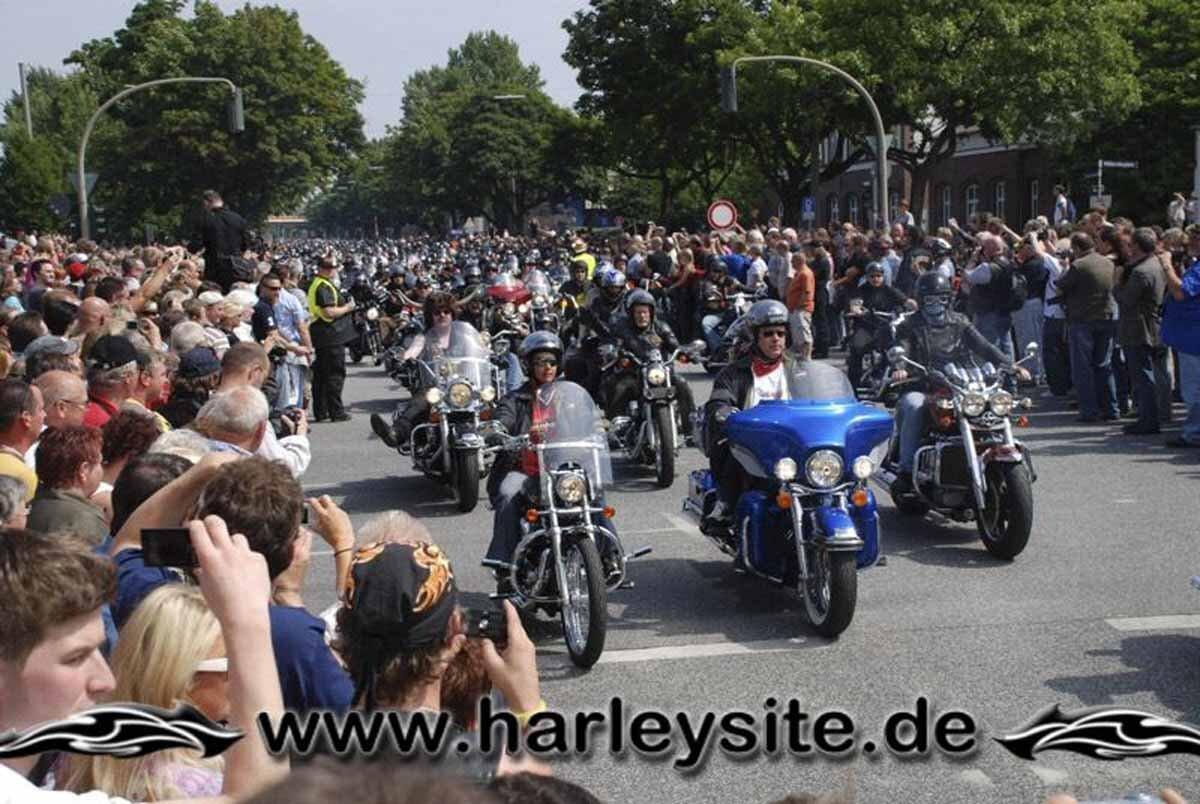 Hamburg Harley Days 2008-Ausfahrt-010