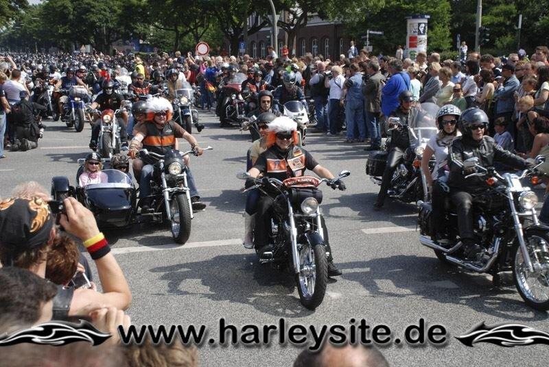 Hamburg Harley Days 2008-Ausfahrt-022