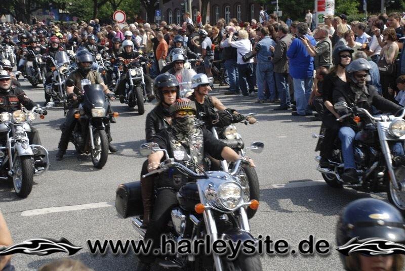 Hamburg Harley Days 2008-Ausfahrt-034