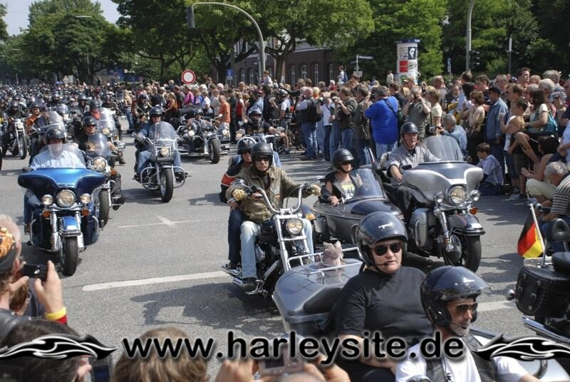 Hamburg Harley Days 2008-Ausfahrt-043