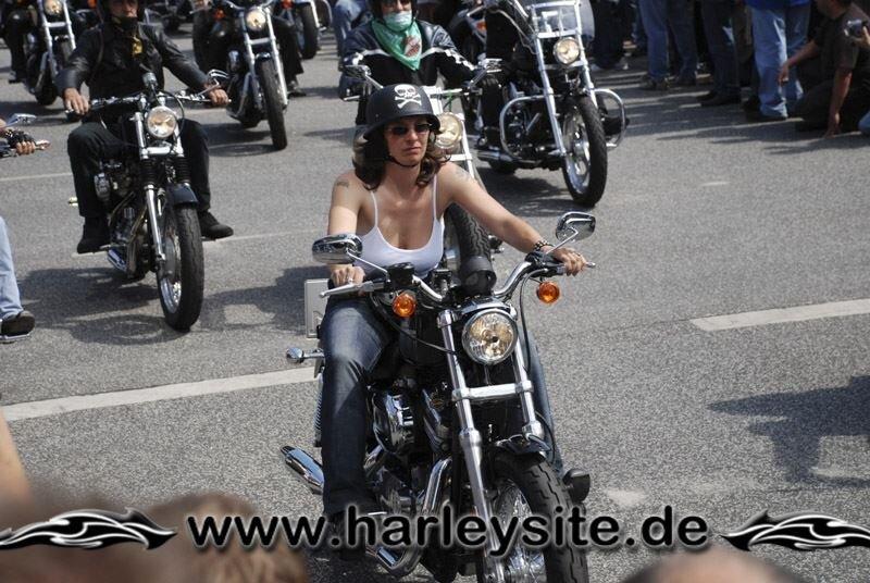 Hamburg Harley Days 2008-Ausfahrt-050