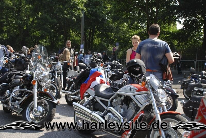 Hamburg Harley Days 2008-Ausfahrt-057