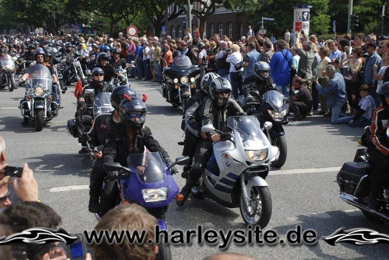 Hamburg Harley Days 2008-Ausfahrt-059