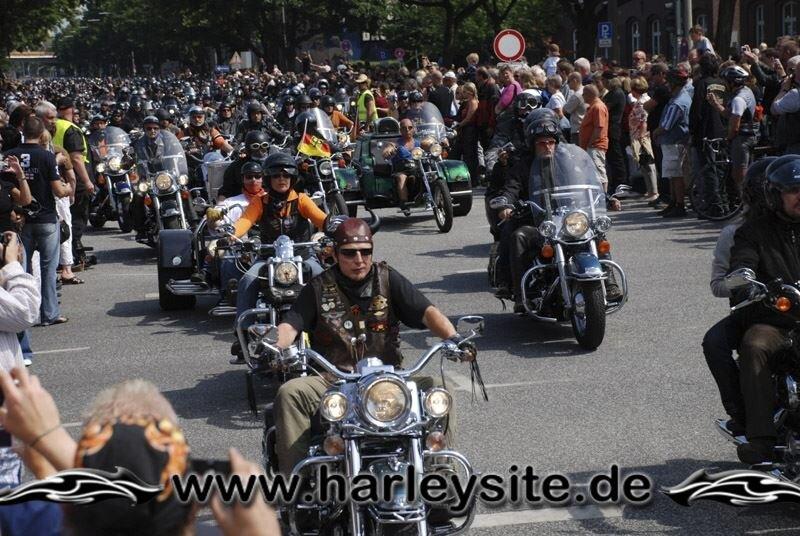 Hamburg Harley Days 2008-Ausfahrt-061
