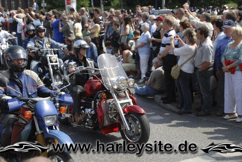 Hamburg Harley Days 2008-Ausfahrt-069