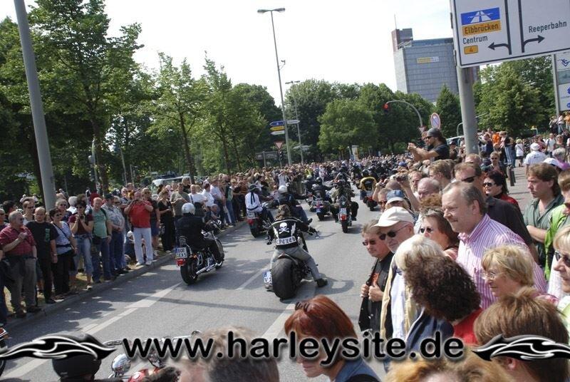 Hamburg Harley Days 2008-Ausfahrt-072