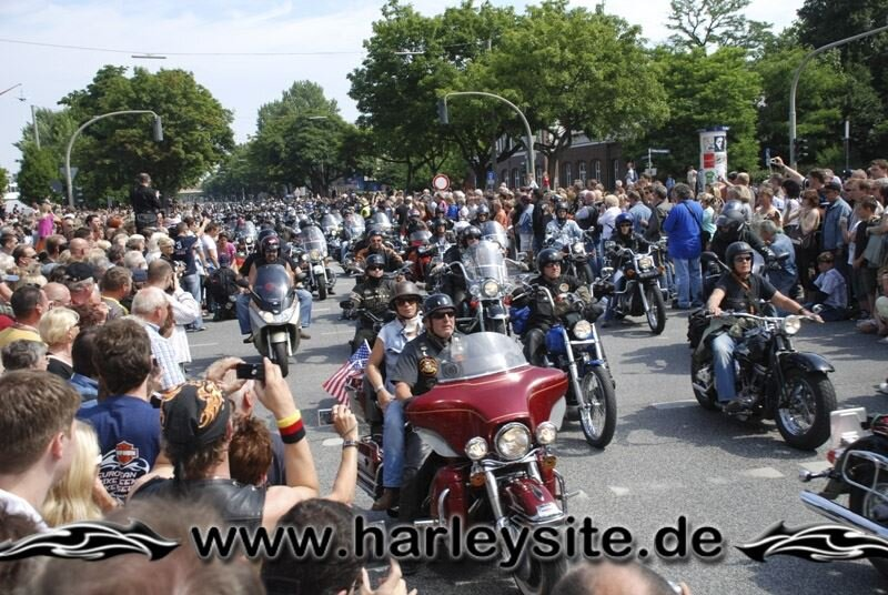 Hamburg Harley Days 2008-Ausfahrt-078