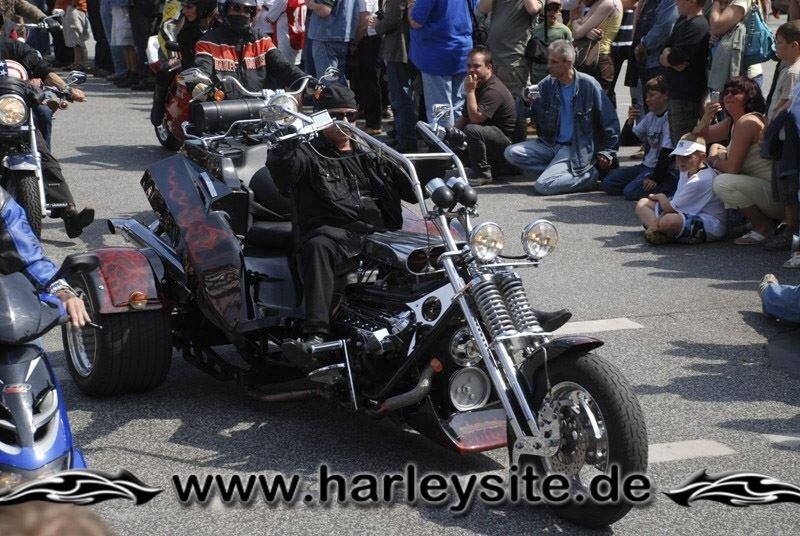 Hamburg Harley Days 2008-Ausfahrt-080