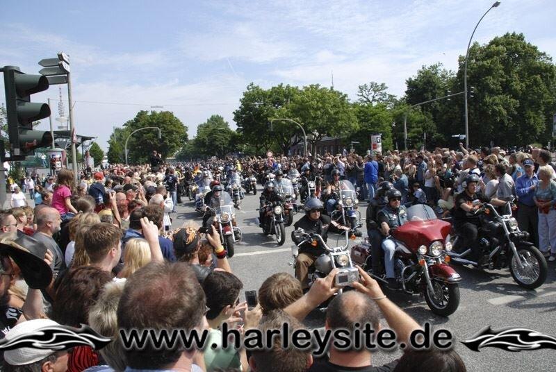 Hamburg Harley Days 2008-Ausfahrt-082