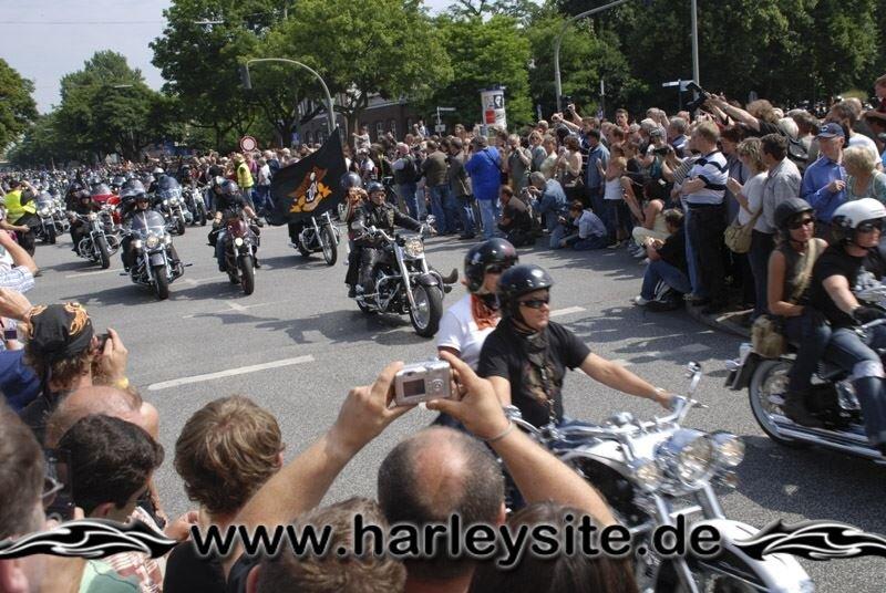 Hamburg Harley Days 2008-Ausfahrt-085