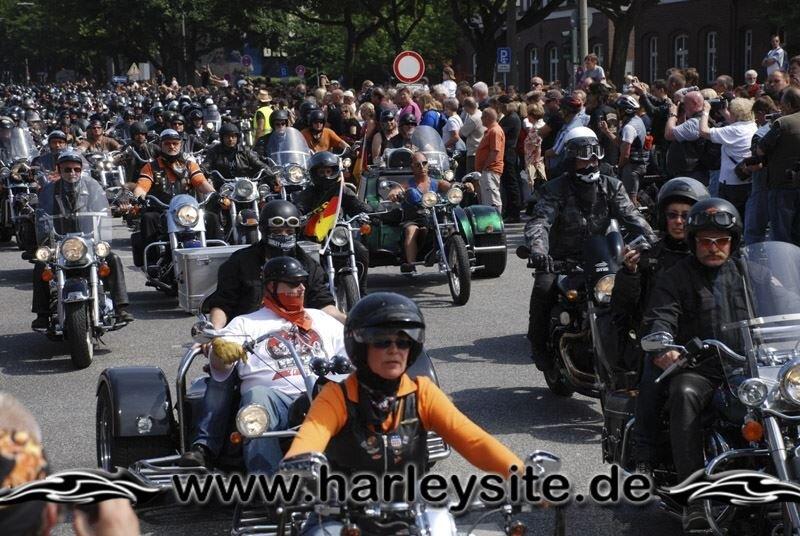 Hamburg Harley Days 2008-Ausfahrt-087